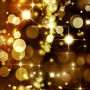 فون عکاسی Golden Party Lights